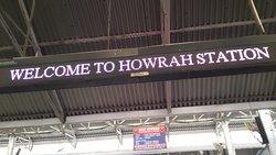 Howrah Junction Railway Station