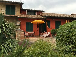 The Tuscany Paradise!