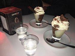 Espresso Cafe Lounge Bar