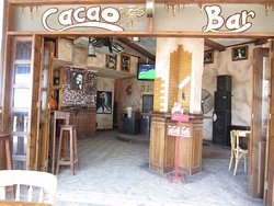Cacao bar