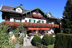 Gastehaus Sonnenheim Hotel Garni