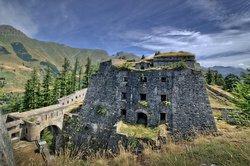 Fortresse de Fenestrelle