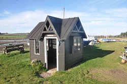 The Ferryman's Hut Museum