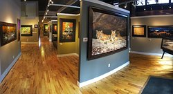 Benjamin Walls Gallery