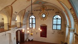 Rear Synagogue - Zadni Synagogue