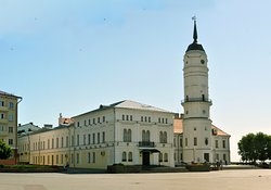 ‪Mogilev City Hall‬