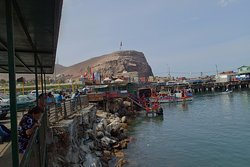 Arica Fish Market