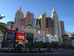 Súper lugar Vegas style