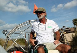 Grasshopper Airboat Ecotours