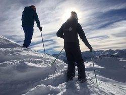 Escuela de Esqui Antartida