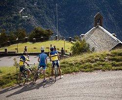 Circuit cyclotouristique 16 Aixovall – Coll de la Gallina