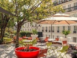 巴黎麥爾庫勒蒙馬特酒店