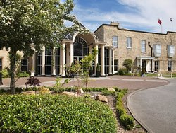 Mercure York Fairfield Manor Hotel