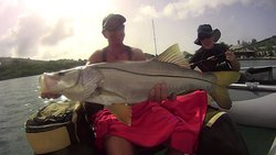 MY FIsh. My Snook. 🎣🎣👍🏼👍🏼
