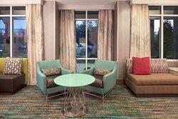 Unwind in our Residence Inn lobby
