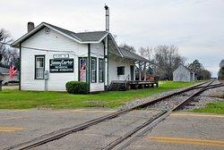 The Plains Train Depot