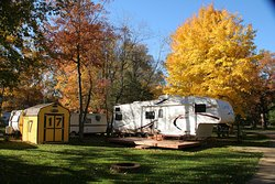 Ask about our seasonal sites, which are rented by the year.