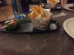 Restaurant Le Vent d'Ange