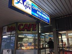 New Astor Cafe