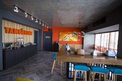 Tangerine cafe - второй этаж 2