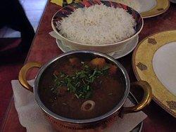 Indisk Restaurang Bapuji