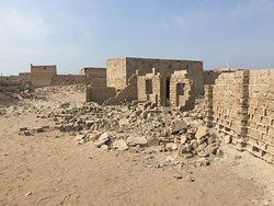 Крепость аль-Джазира аль-Хамра