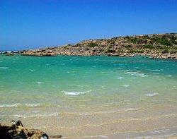 Aspri Limni Beach
