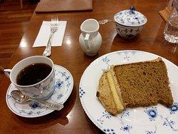 Tsubakiya Cafe Granduo Kamata