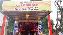 Omar's Namaste - Phong Nha, Indian Restaurant
