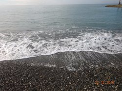 Декабрьское море