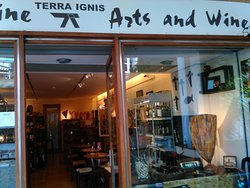 Arts and Wine - Terra Ignis