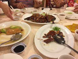 Our dinner at Overseas Restaurant