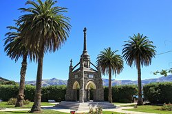 Banks Peninsula War Memorial and Grounds