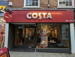 Costa Coffee Evesham