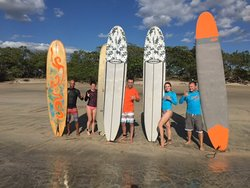 Salty Sols Surf School