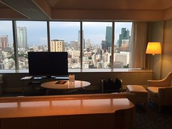 東京タワーの見えるお部屋で至福のひととき