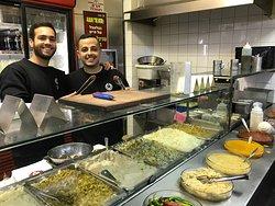 Haim's Falafel