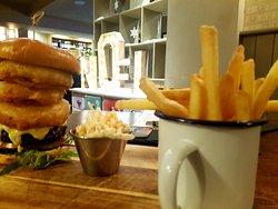 The Rushcart Burger