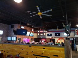 The Fieldhouse Sports Grill & Taps