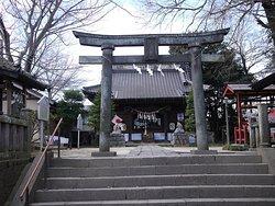Kurihashi Yasaka Shrine