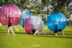 ‪Pearlball - Bubble Soccer - Bubble Football‬