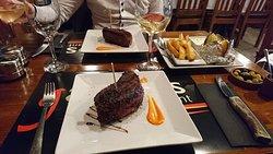 The Best Steak!
