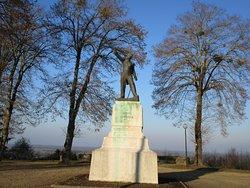 Statue du General Lamarque