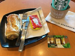 Starbucks - Warisan Square