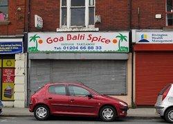 Goa Balti Spice