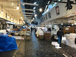 Tsukiji Sushi Insider Workshop