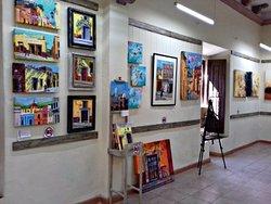 Cristi Fer Art Gallery and Workshops