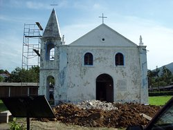 Sao Sebastiao do Porto de Cima Church