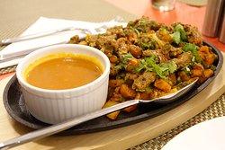 Saffran Indisk Restaurant og Cafe