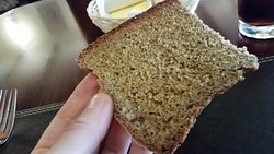Chef's rye bread